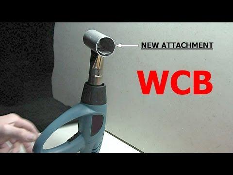 HEAT GUN PVC PIPES / CONDUIT HEATING ATTACHMENT - YouTube