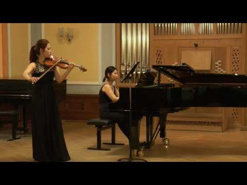 Beethoven Violin Sonata c-moll