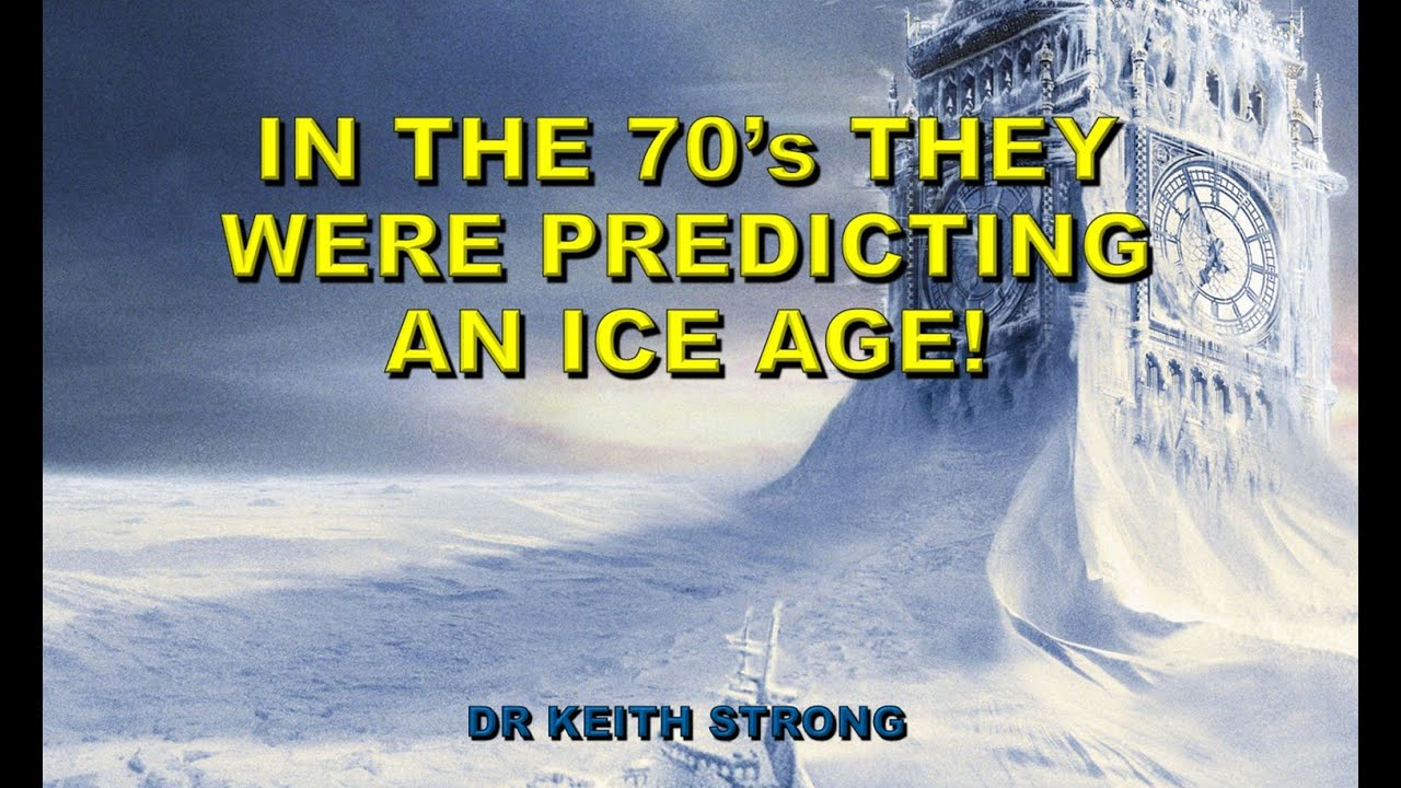THE GLOBAL COOLING CONSENSUS IN 1970s