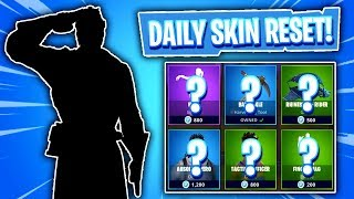 Fortnite Item Shop! Daily & Featured Items! (Skin Reset #301)