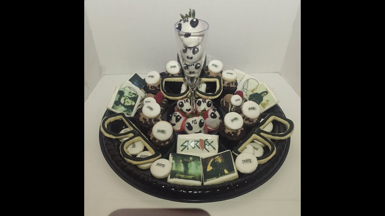 090615 Skrillex Cake Parq Youtube