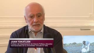 Juan Tokatlián - Profesor de la Universidad Torcuato Di Tella