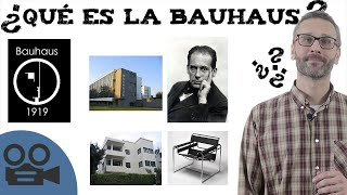 Qué es la Bauhaus - Resumen ideal para aprender rápido