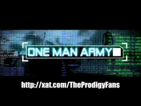 The Prodigy - One Man Army