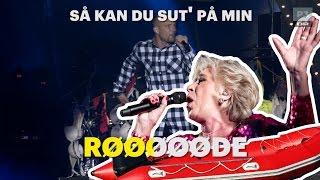 Suspekt feat. Birthe Kjær - Kinky Fætter | Lågsus | DR P3