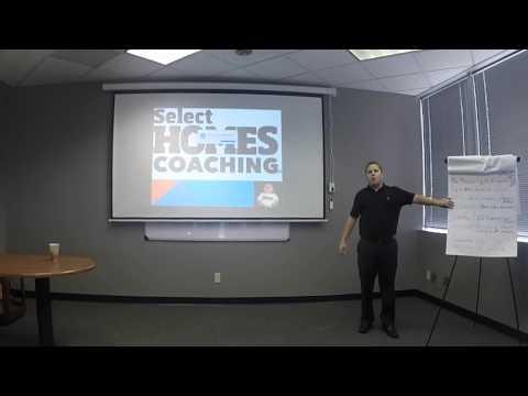 Buyer Real Estate Sales Team Training Meeting