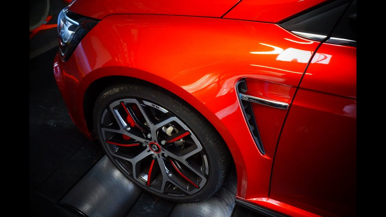 Download Reprogrammation moteur E85/SP98 + Stage 1/  Renault Megane 4RS 280cv / Sportech Performance