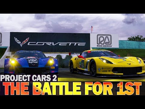 Project Cars 2 - Finally a good online race!