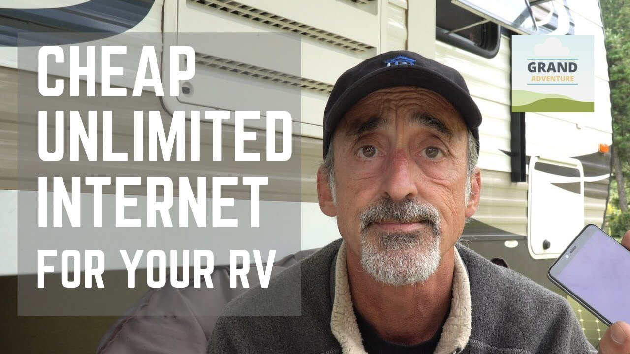 Ep. 117: Cheap Truly Unlimited Internet for Your RV | camping tips tricks how-to