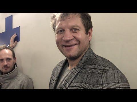 Александр Емельяненко отжигает после боя / Про удары Кокляева, Магу Исмаилова и Pride
