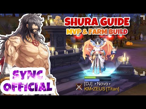 SHURA MVP & FARMING GUIDE!! Asura StrikeBuild! - Ragnarok Eternal Love