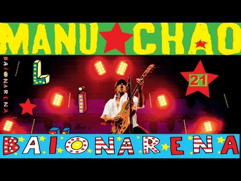 Manu Chao - Mr. Bobby (Live)