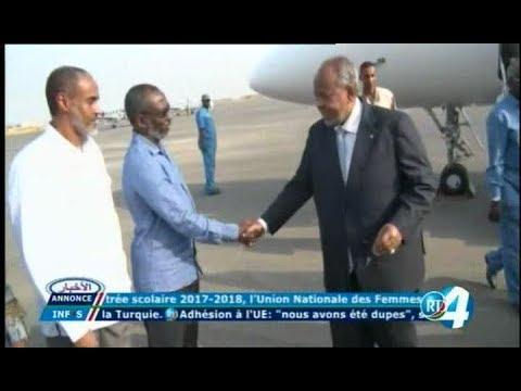 Télé Djibouti Chaine Youtube : JT Somali du 07/09/2017