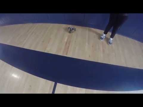 Chloe P - Omnidirectional Robot Final Video Demo (Main Project)