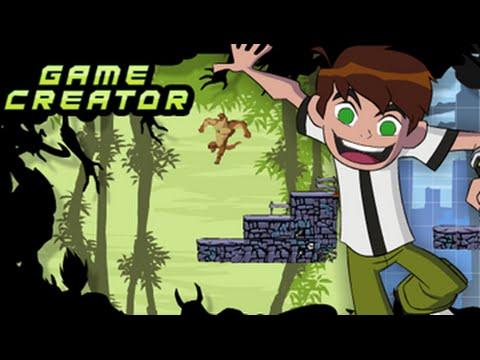 Ben 10 Omniverse Game Creator - evervibes