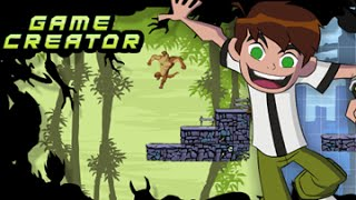 Ben 10 Omniverse : Game Creator - Ben 10 Games