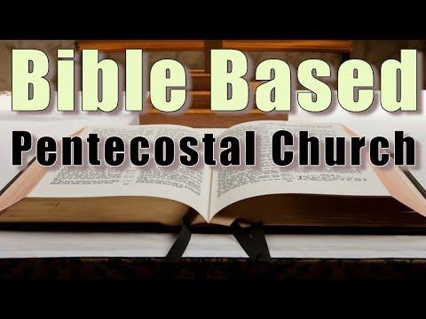 Biblical Based Pentecostal Church New Braunfels, TX