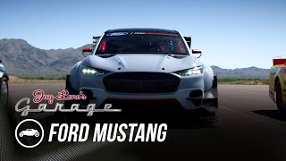 homepage tile video photo for 1400 HP Ford Mustang Mach-E + 2021 Ford Mustang Mach-E - Jay Leno's Garage
