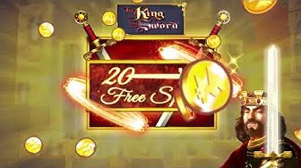 MONOPOLY Slots - The King and the Sword Showcase