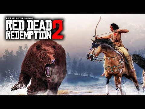 Red Dead Redemption 2 - New Native American Weapons We Can Expect (RDR Gameplay)