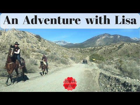 An Adventure With Lisa To Charleston Peak, Pahrump Nevada (S3.E44)