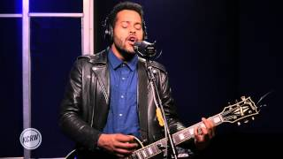 """Twin Shadow performing """"Eclipse"""" Live on KCRW"""