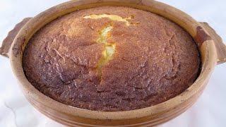 Recette du gâteau aux poires de ma grand-mère