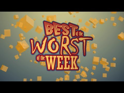 Jesse Cox Best of the Worst of the Week April 24th
