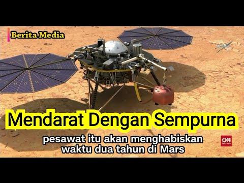 Pesawat Luar Angkasa NASA Mendarat di Planet Mars Dengan Sempurna Mp3