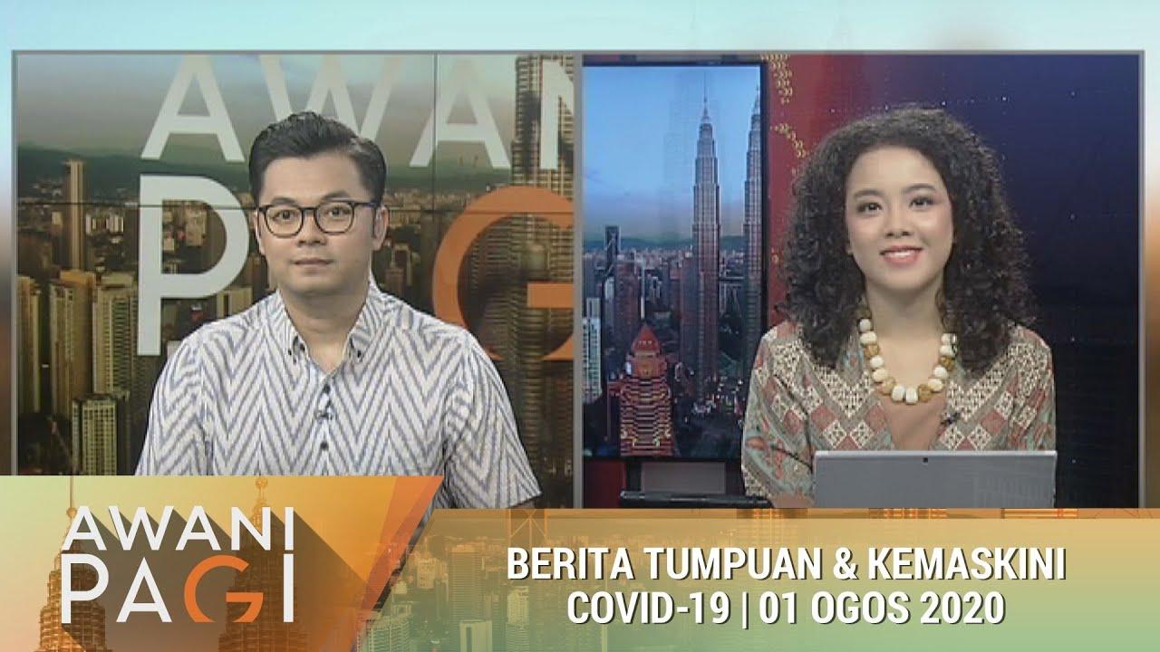 Download AWANI Pagi: Berita tumpuan & kemaskini COVID-19 [01 Ogos 2020]