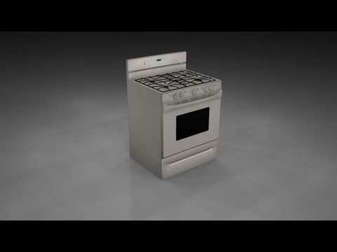 Range/Stove/Oven Model Number Identification