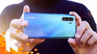 Huawei P30 Pro Review - Vier Kameras und drei Probleme.