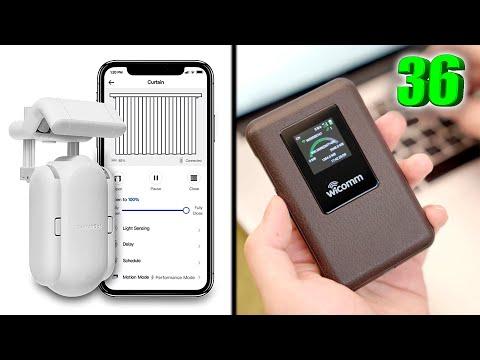 36 New products Aliexpress & Amazon 2021 | Cool future tech. Amazing gadgets