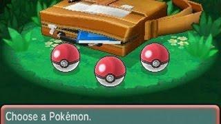 ROBLOX/Pokemon Brick Bronze Gameplay Ep.1/ Elegir Starter Pokemon
