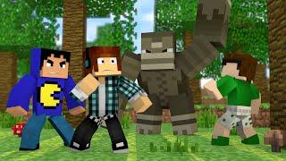 Minecraft: MACACO GIGANTE !! (Mineventura #2)
