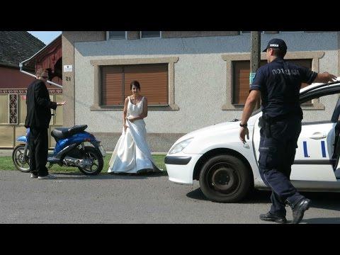 Funny Wedding Reception Entrance Video