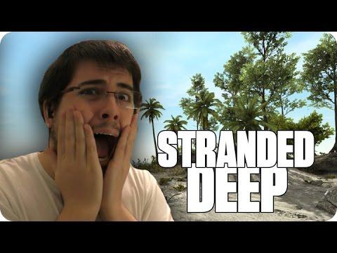 GONA EL NAUFRAGO | Stranded Deep #1: Hoy presenciaremos la verdadera guía para no sobrevivir en una isla desierta xD  • https://twitter.com/GonaInLive • https://www.facebook.com/GonaInLiveOficial • Correo ► gona89@outlook.es • ¿Cuál es mi capturadora? ► http://e.lga.to/yoro  ¡Gracias por dejar tu like! :)  ¡Suscribete para ser parte de esta gran familia!  Un saludo.