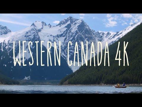 """GH5 Nature video """"Western Canada 4K"""""""