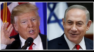 President Donald Trump Joint Press Conference with Israel Prime Minister Benjamin Netanyahu