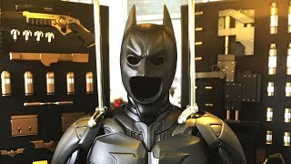 Batman's Gadgets 'The Dark Knight Trilogy' Featurette [+Subtitles]