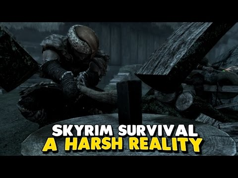 A Harsh Reality (Skyrim SE Survival) #1