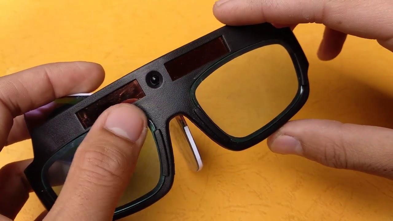 phá thử xem kính hàn điện tử