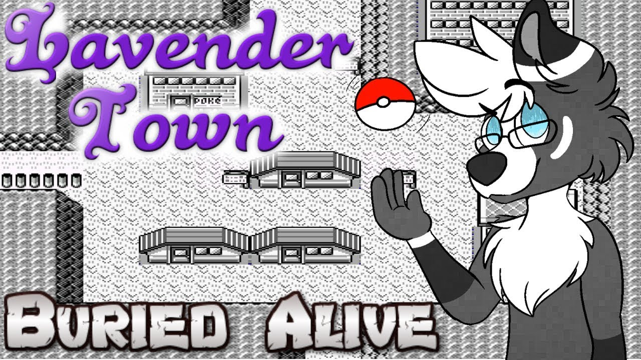Lavender Town Syndromeburied Alive Creepypastas A Quick Look Youtube