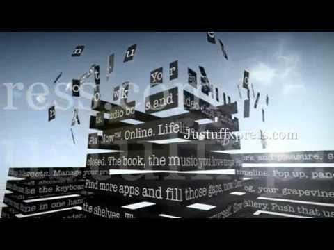 Sony Ericsson Aspen M1i (Unlocked) Promo Video