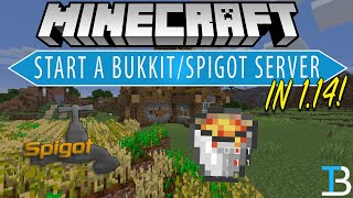 How To Make A Bukkit Server In Minecraft 1 14 Add Plugins To Your Minecraft 1 14 Server