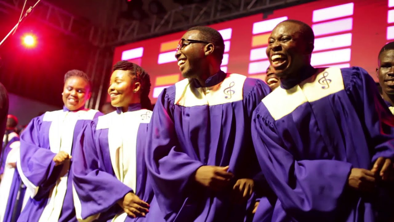 Vovome - Ewe Praise Medley  