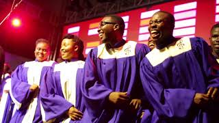 Vovome - Ewe Praise Medley  - ft. Joe Mettle-Bethel Revival Choir