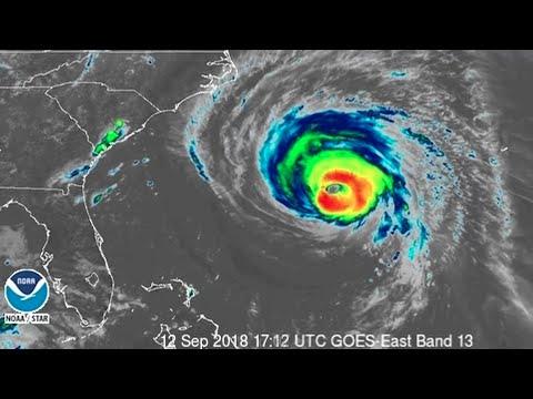 Tracking Florence: Hurricane threatens Carolinas