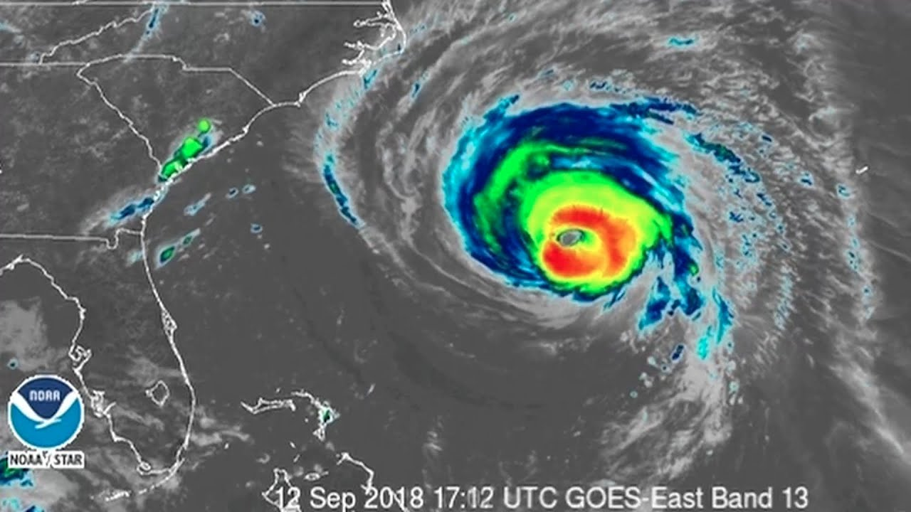 Hurricane Florence updates: Maps, storm tracker, news on other tropical weather.