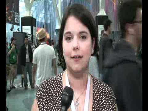 Amy Tucker KmartGamer E3 Blogger